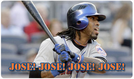 JOSE REYES TO PLAY IN BROOKLYN ON MONDAY