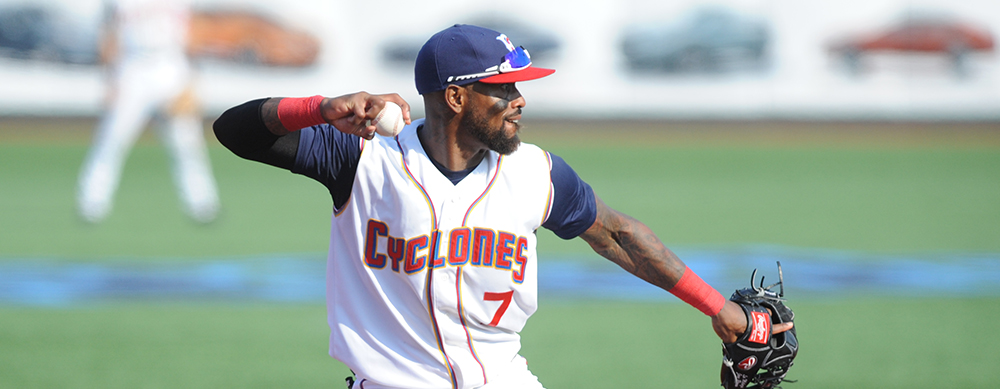JOSE REYES RETURNS TO BROOKLYN:  THURSDAY - SATURDAY