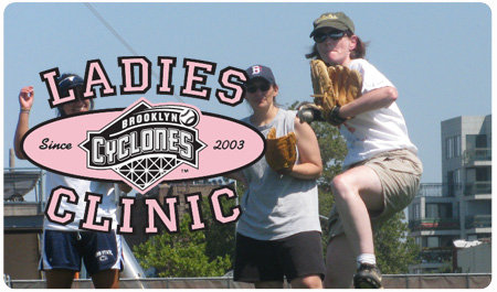 2011 LADIES CLINIC - AUGUST 6TH