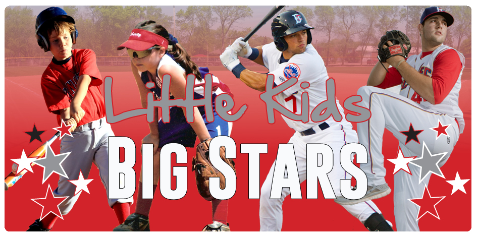 LITTLE KIDS, BIG STARS PROGRAM NEW FOR 2014