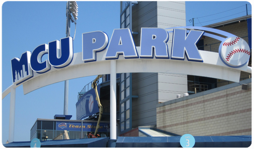 WHAT'S NEW AT MCU PARK