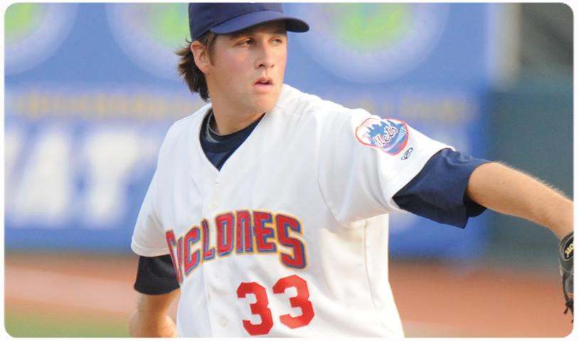 FORMER CYCLONE COLLIN MCHUGH TO MAKE MLB DEBUT