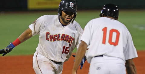 Cyclones Sweep Their Way Into All-Star Break
