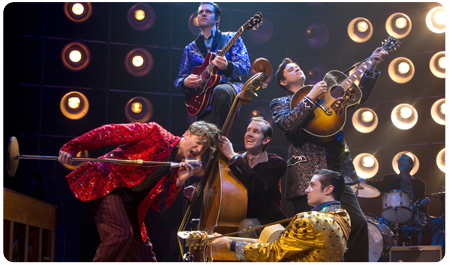 MILLION DOLLAR QUARTET TO PERFORM ON OPENING DAY