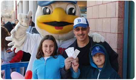 GET YOUR TICKETS FOR OPENING DAY