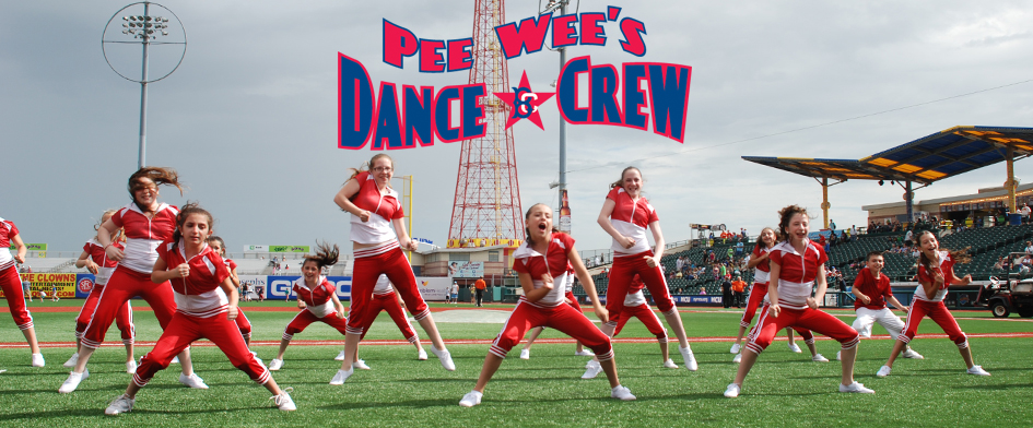 PEE WEE DANCE CREW AUDITIONS - MAY 3rd