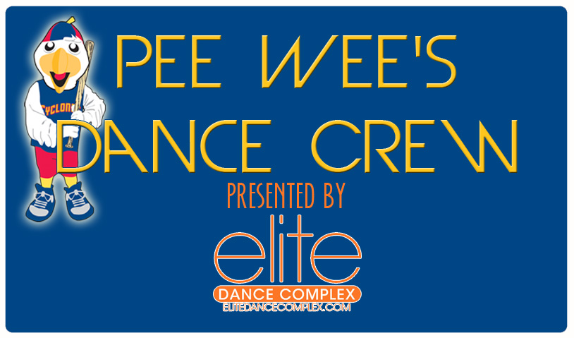 INTRODUCING PEE WEE'S DANCE CREW