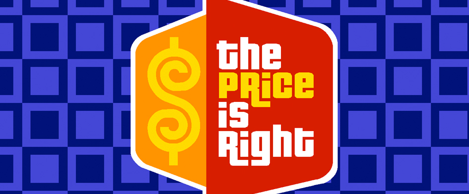 THE PRICE IS RIGHT NIGHT - JUNE 25th