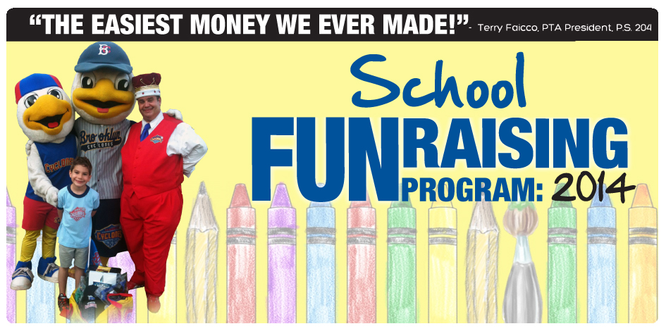 SCHOOL FUNDRAISING PROGRAM