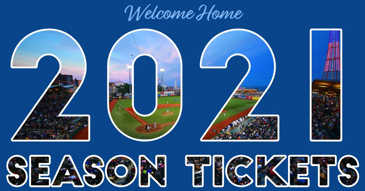 2021 Season Tickets