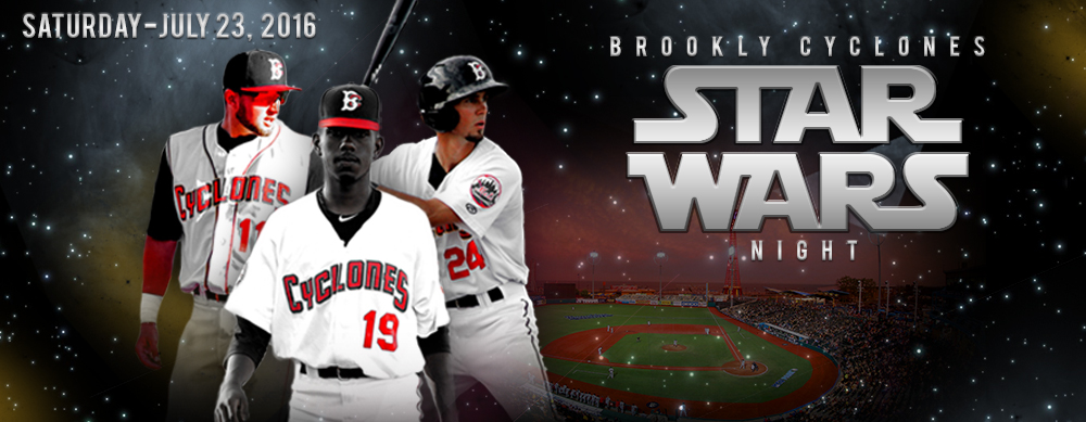 STAR WARS NIGHT - JULY 23rd