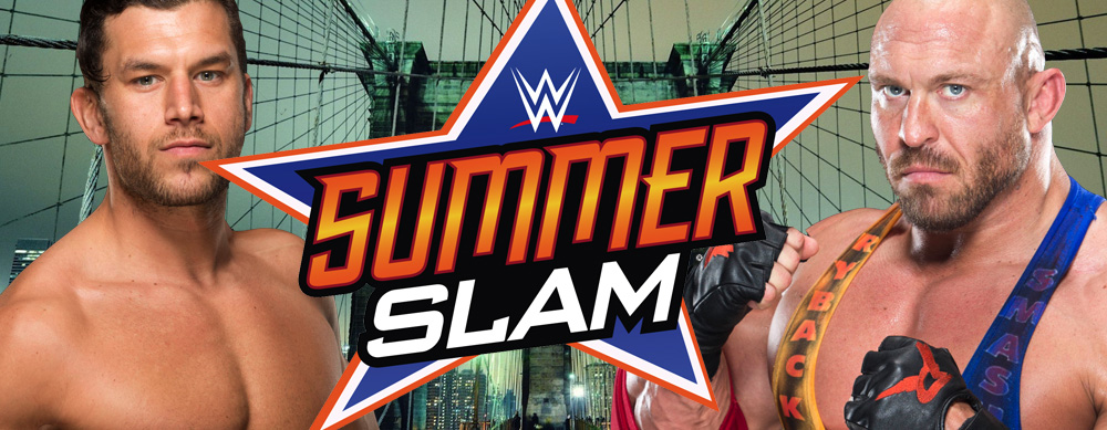 WWE SUMMERSLAM NIGHT AT MCU PARK - AUGUST 19th