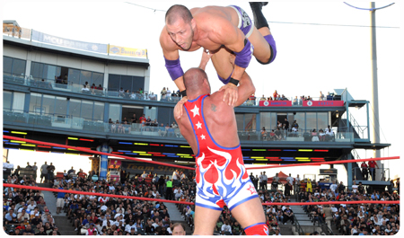 TNA'S HUGE NIGHT AT MCU PARK