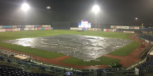 GAME POSTPONED - JULY 8th