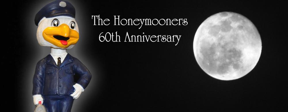 CELEBRATING THE HONEYMOONERS - JULY 18th