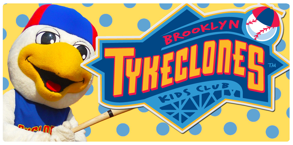 JOIN THE ALL-NEW TYKECLONES KIDS CLUB