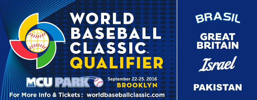 WORLD BASEBALL CLASSIC TICKETS ON SALE NOW