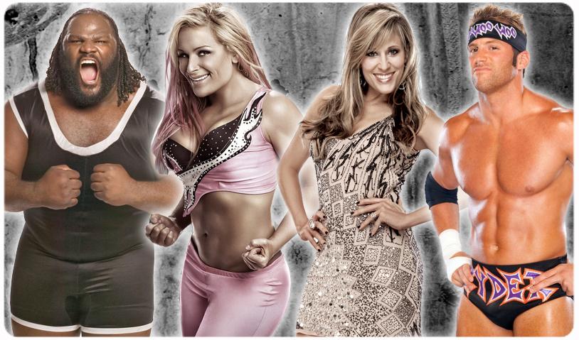 WWE SUPERSTARS AT MCU PARK - JUNE 27th