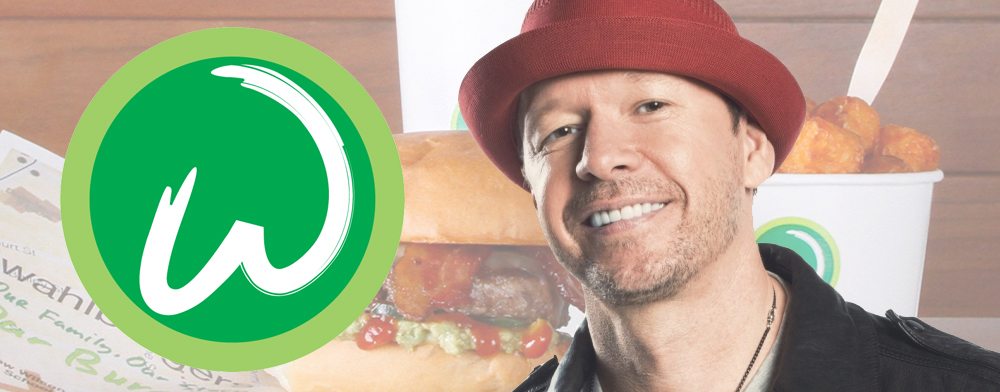 DONNIE WAHLBERG BOBBLEHEAD & APPEARANCE - JULY 21st