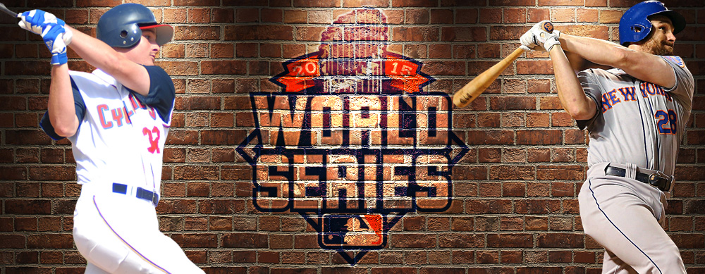 FORMER CYCLONES HEADING TO THE WORLD SERIES