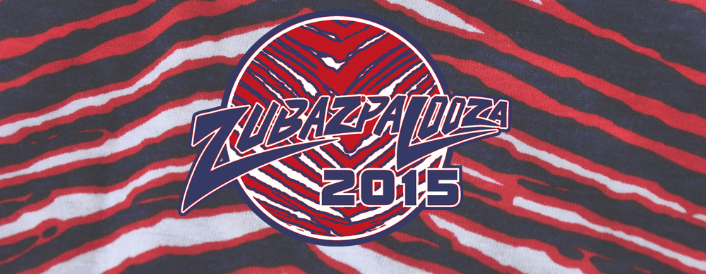 ZUBAZPALOOZA AT MCU PARK - AUGUST 19th