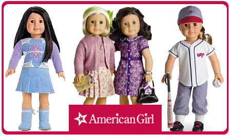 AMERICAN GIRL PLACE NEW YORK NIGHT