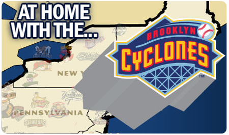AT HOME WITH THE CYCLONES