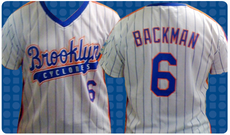 '86 BACKMAN JERSEY GIVEAWAY