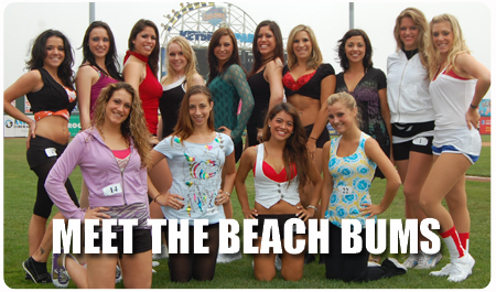 MEET THE BEACH BUMS
