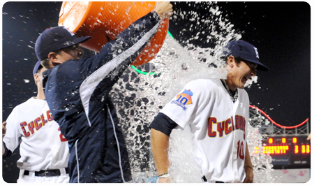 DC YOU LATER: CECILIANI HITS WALK-OFF HOME RUN