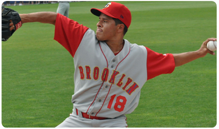 CYCLONES TOP YANKEES TO CLOSE OUT FIRST HALF