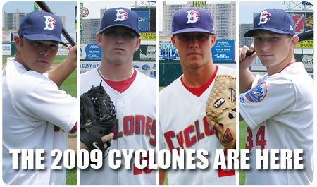 MEET THE CYCLONES