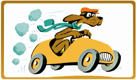 GO, DOG.  GO!  GUINNESS WORLD RECORD ATTEMPT!