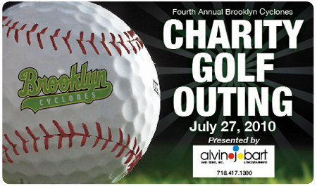 BROOKLYN CYCLONES GOLF OUTING