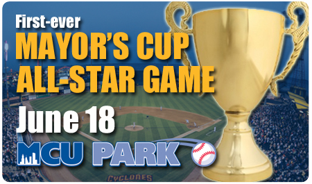 FIRST-EVER NYC MAYOR�S CUP ALL-STAR GAME