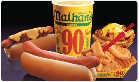 NATHAN'S 4-PACK
