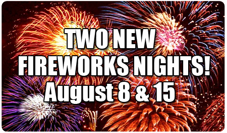 NEW FIREWORKS NIGHTS ADDED