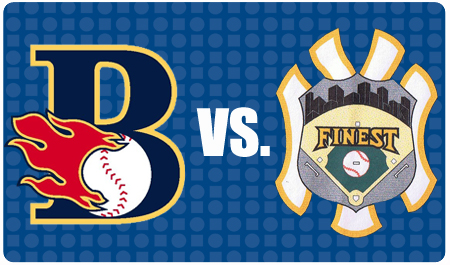 FDNY VS. NYPD BASEBALL