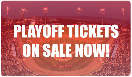 PLAYOFF TICKETS ON SALE THURSDAY