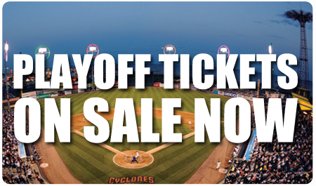 PLAYOFF TICKETS ON SALE