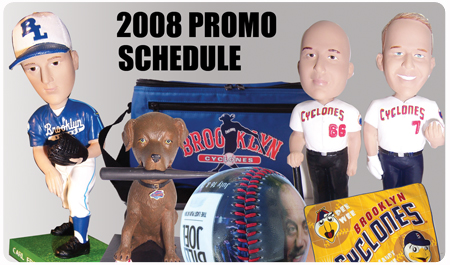 BOBBLEHEADS, BASEBALLS, PILLOWCASES, AND MORE