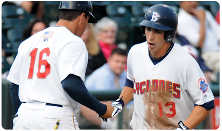 CYCLONES TOP CATS FOR FOURTH STRAIGHT