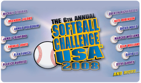 SOFTBALL CHALLENGE USA