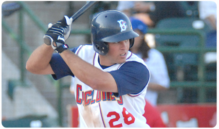 CYCLONES WALK OFF AGAINST 'BIRDS