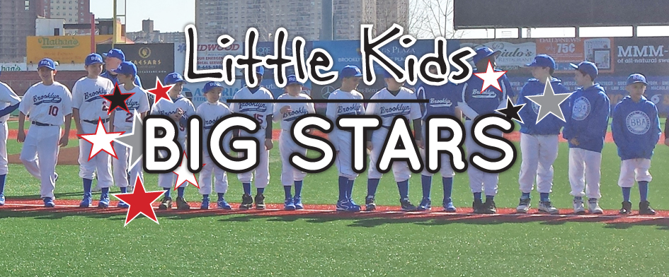 LITTLE KIDS, BIG STARS WINNERS