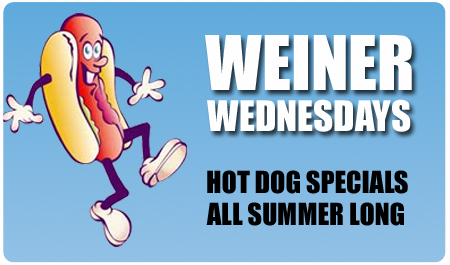 WEINER WEDNESDAYS